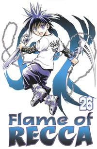 Flame of Recca [#26 - 2005]