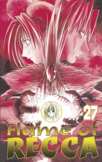 Flame of Recca #27 [2005]