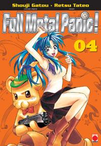 Full Metal Panic [#4 - 2005]