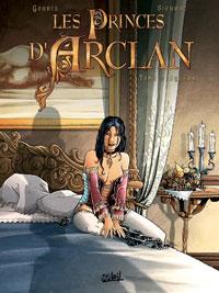Les Princes d'Arclan : Sylène [#2 - 2005]