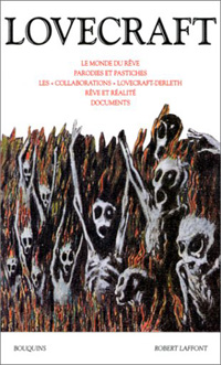 H.P. Lovecraft : Lovecraft - Oeuvres #3 [1992]