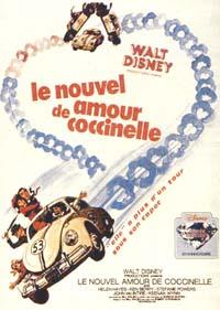 Choupette, La Coccinelle : Un nouvel amour de Coccinelle [1975]
