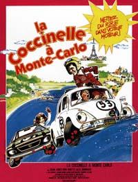Choupette, La Coccinelle : La Coccinelle à Monte-Carlo