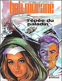 Bob Morane : L'épée du paladin [1964]