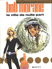 Bob Morane : La ville de nulle part [1969]