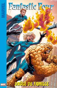 4 fantastiques : Marvel Kids : Drôle de famille [2005]