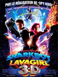 Les Aventures de Shark Boy et Lava Girl [2005]