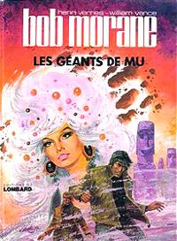 Bob Morane : Les géants de Mu [1973]