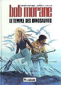 Bob Morane : Le temple des dinosaures [1975]