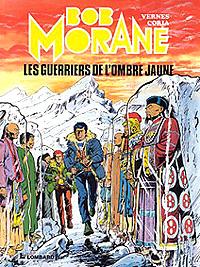 Bob Morane : Les guerriers de l'Ombre Jaune [1980]