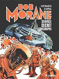 Bob Morane : Service Secret Soucoupes [1982]