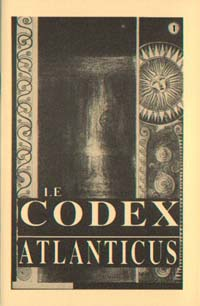 Le Codex Atlanticus [#1 - 1990]