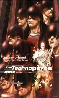 Les Technopères : Halkattrazz, l'étoile des Bourreaux #4 [2002]
