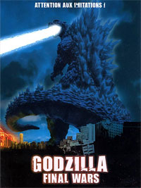 Godzilla final wars [2005]