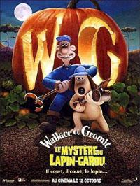 Wallace et Gromit le mystère du lapin-garou