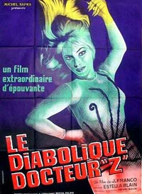 Le diabolique docteur Z [1966]