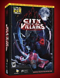 City of Heroes : City of Villains [2005]