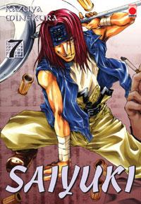 Saiyuki [#7 - 2005]
