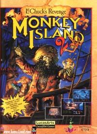 Monkey Island 2 [1991]