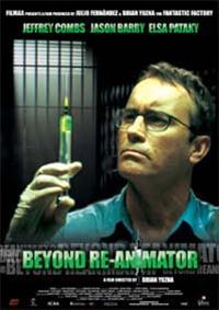 Réanimator : Beyond Re-animator