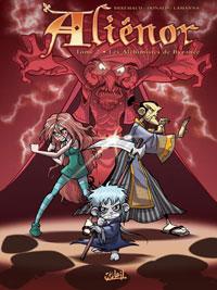 Aliénor : Les Alchimistes de Byzance [#2 - 2005]