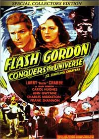 Flash Gordon à la conquête de l'Univers