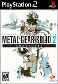 Metal Gear Solid 2 : Substance #2 [2003]