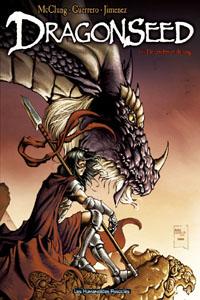 Dragonseed : De Cendres et de Sang #1 [2006]