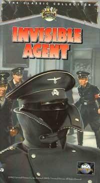 L'Homme invisible : L'agent invisible contre la Gestapo [1949]