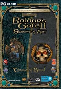 Baldur's Gate II: Shadows of Amn [2000]