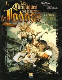 Les chroniques de la Guerre de Lodoss : La Dame de Falis [#1 - 2005]