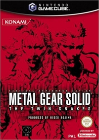 Metal Gear Solid : The Twin Snakes [#1 - 2004]