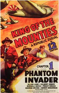King of the Royal Mounted : King of the mounties