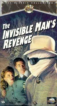 La vengeance de l'homme invisible