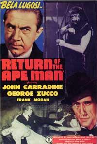 Return of the Ape Man #2