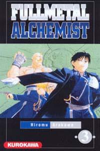 Fullmetal Alchemist [#3 - 2005]