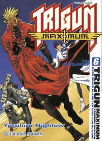 Trigun Maximum [#6 - 2005]