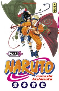 Naruto Tome 20 [2005]
