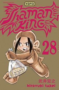 Shaman King #28 [2005]