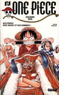 One Piece, tome 2