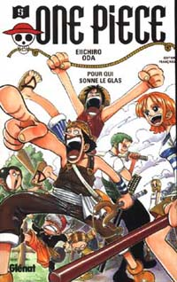 One Piece, tome 5