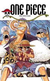 One Piece, tome 8