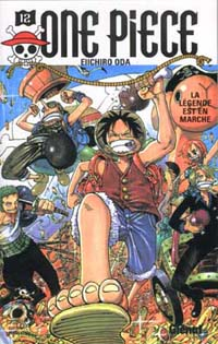 One Piece, tome 12