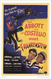 Deux nigauds contre Frankenstein [1949]