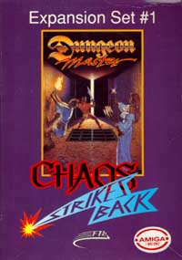 Dungeon Master : Chaos Strikes Back [1989]