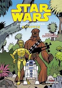 Star Wars : Clone Wars episodes : A vos ordres ! #4 [2005]