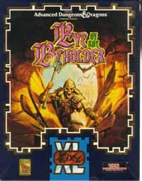 Donjons & Dragons : Eye of the Beholder #1 [1990]
