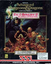Eye of the Beholder II : The Legend of Darkmoon - PC