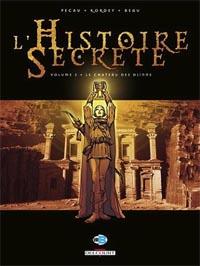 L'Histoire secrète Saison 1 : Le château des Djinns [#2 - 2005]