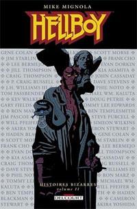 HellBoy - Edition Delcourt : L'esprit de Venise et autres histoires [2005]